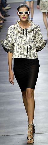 Alessandro Dell'Acqua 2008 Spring-Summer Collection
