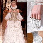 Alexander McQueen Fall 2013 collection perfect ten