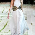 Alexander McQueen Spring Summer 2011 collection