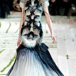 Alexander McQueen ss 2011 collection