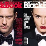 Alexander Skarskard Kate Bosworth BlackBook September 2011 cover