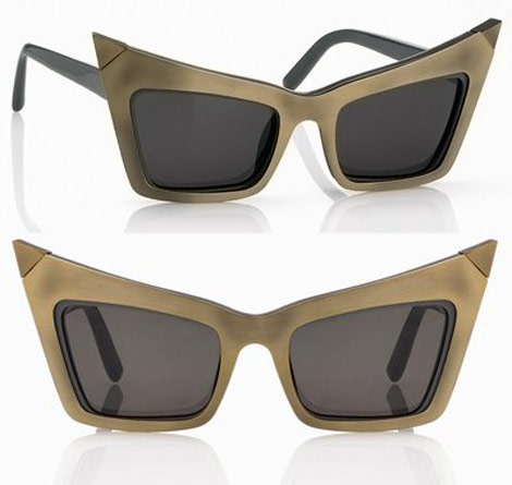 Alexander Wang Cat eye Sunglasses Linda Farrow