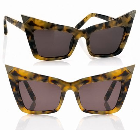Alexander Wang Cateye Sunglasses Linda Farrow