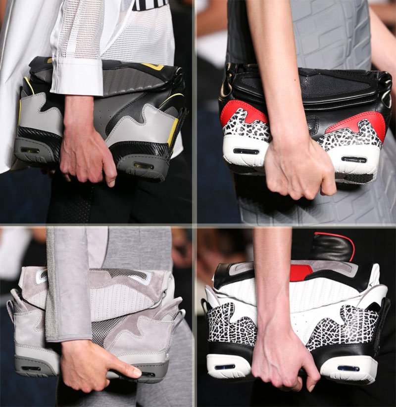 Alexander WAng clutches Spring Summer 2015