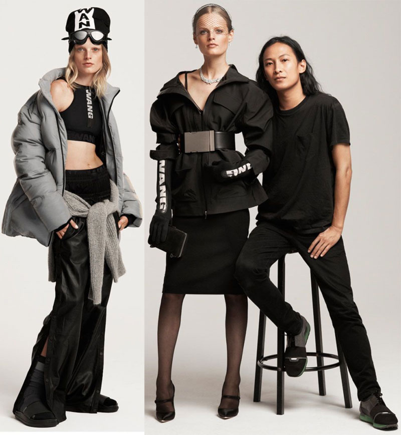 Alexander Wang collection H M