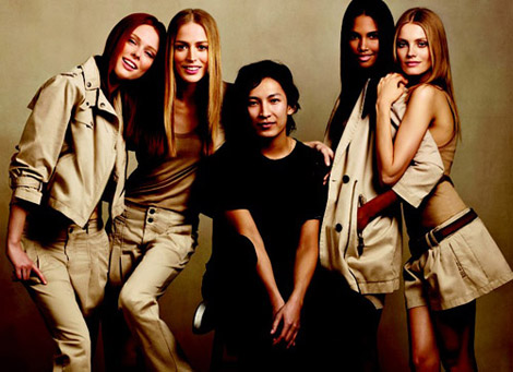 Alexander Wang Gap Khaki Collection 2009