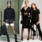 Alexander Wang HM Collection 2014 ad campaign