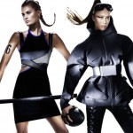 Alexander Wang HM Collection Ads