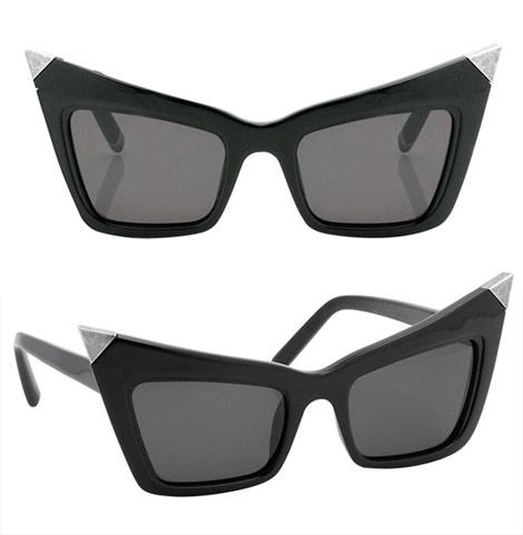 Alexander Wang Linda Farrow Cat eye Sunglasses