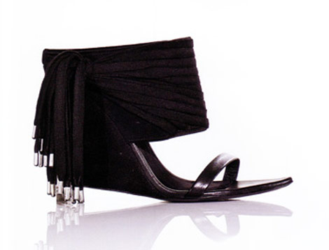 Alexander Wang shoes 2010