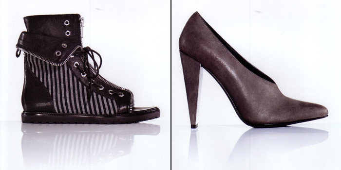 Alexander Wang shoes Summer 2010 2