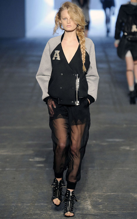 Alexander Wang Spring Summer 2010 collection