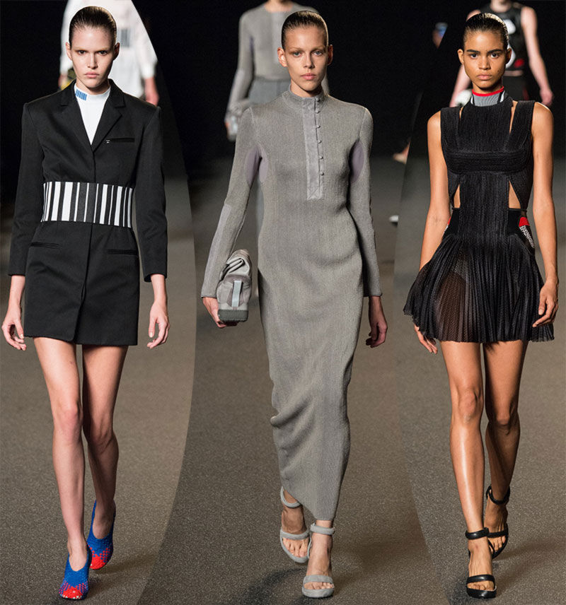 Alexander Wang SS15 collection similar to HM