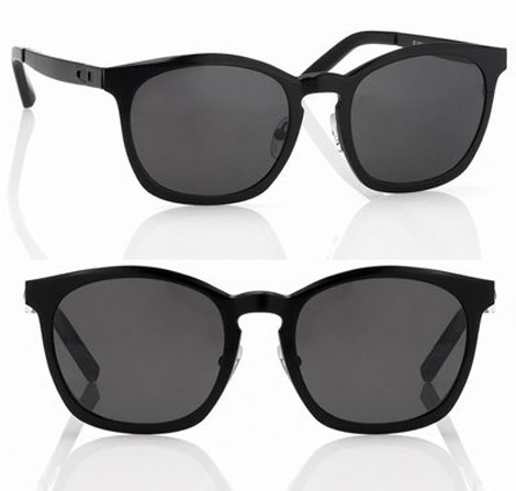 Alexander Wang Sunglasses Linda Farrow OC black