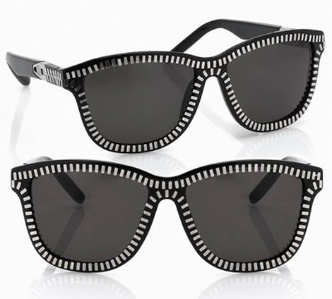 Alexander Wang Sunglasses For Linda Farrow At Opening Ceremony