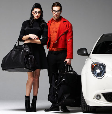 Designer Bags For Alfa Romeo Cars