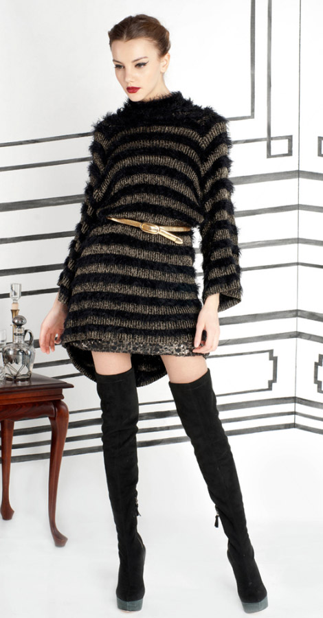 Alice + Olivia Fall Winter 2011 2012 Collection