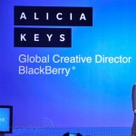 Alicia Keys BlackBerry Global Creati