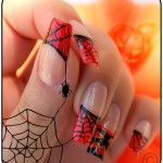 amazing Halloween nails