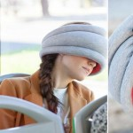 amazing mobile sleeping pillow Ostrich pillow StudioBanana