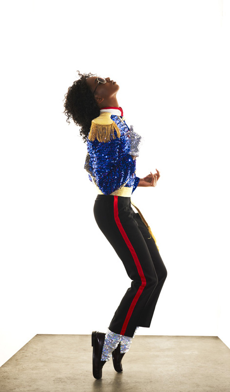 America s Next Top Model Michael Jackson