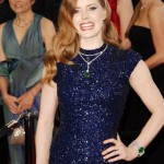 Amy Adams blue l wren scott dress 2011 Oscars