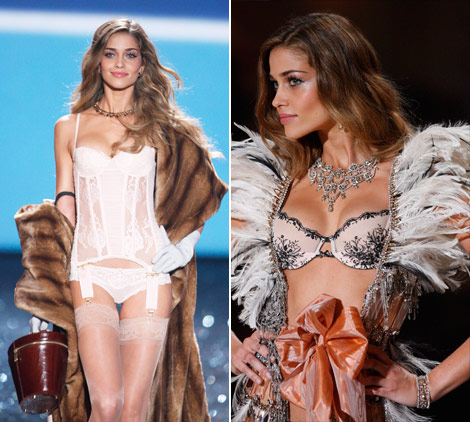 Ana Beatriz Barros Victoria s Secret 2009 Fashion Show