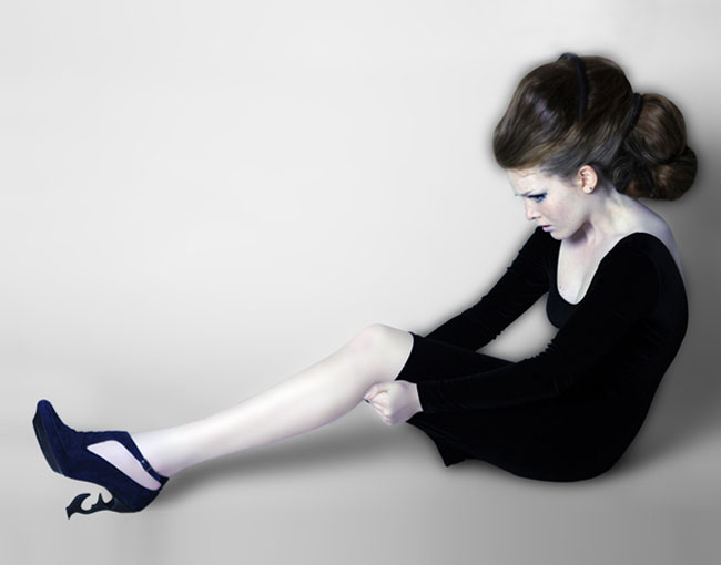 Anastasia Radevich shoes collection 2010 Biofuture 2