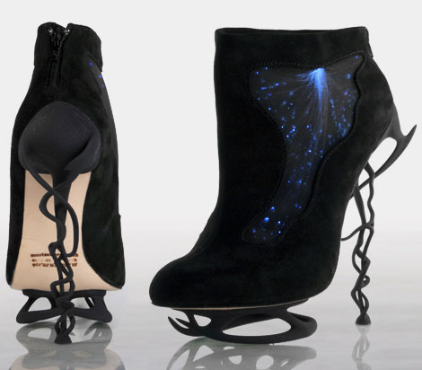 Dare To Wear The Amazing Shoes By Anastasia Radevich