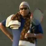 Andre Leon Talley Tennis