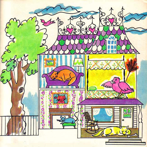 Andy Warhol's Artistic Work As Children's Book Illustrator