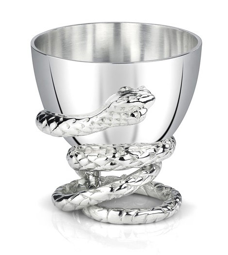Angelina Jolie Brad Pitt Asprey Snake cup