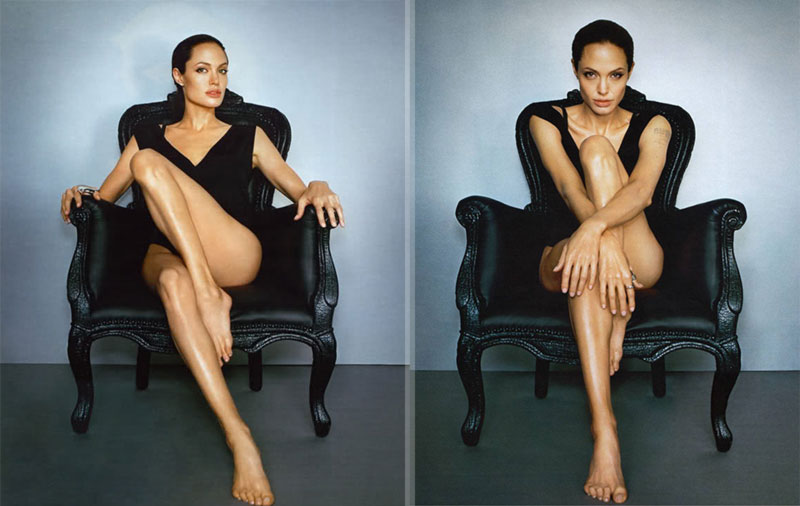 Angelina Jolie Esquire magazine 2007