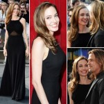 Angelina Jolie radiant after her surgery