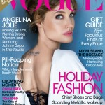 Angelina Jolie Vogue US December 2010 cover