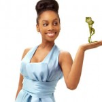 Anika Noni Rose voiced Tiana the Princess