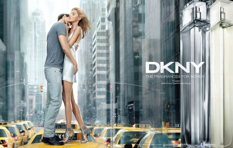 DKNY&#8217;s Fragrance For Women Can Cause Serious Case of PDA