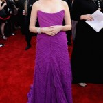 Anna Kendrick purple dress 2010 SAG Awards