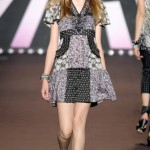 Anna Sui Spring Summer 2010 collection