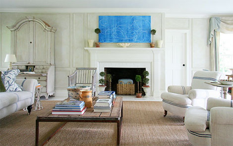 Anna Wintour Long Island Summer home renovated