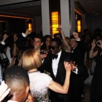 Anna Wintour Met Gala 2010 afterparty dancing Diddy
