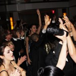 Anna Wintour Met Gala 2010 afterparty singing Diddy