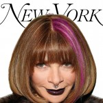 Anna Wintour Punk NY Magazine cover