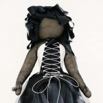 Anne Fontaine Parisa doll for Unicef