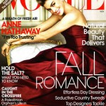 Anne Hathaway Vogue US November 2010 cover