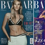 Anne V covers Harper s Bazaar Brazil and Turkey