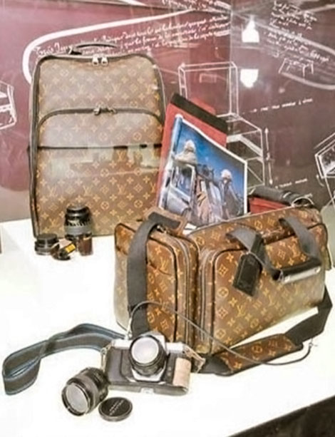 Annie Leibovitz Camera Bag Louis Vuitton