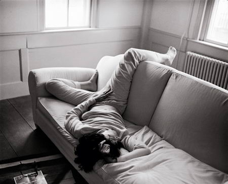 Annie Leibovitz Photography Susan At Home