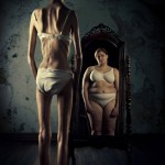 Anorexia Mirror picture Ross Brown