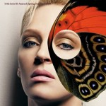 Uma Thurman Another Magazine Butterfly Picture HQ